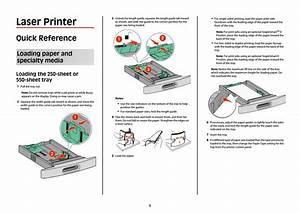 Dell 5530dn Printer User Manual