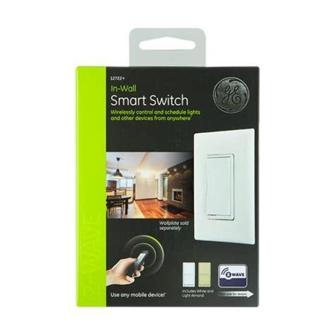 ge z wave plus wireless smart lighting control smart switch ge z wave smart light on off switch smart switch by jasco