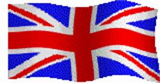 35 Great Free Animated UK Flag Waving Gifs - Best Animations