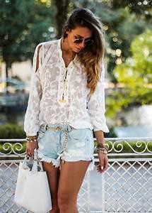 25+ melhores ideias de Shorts jeans no Pinterest | Roupa com shorts jeans Conjunto de suu00e9ter e ...