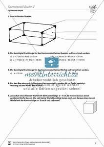 Integrale Berechnen Aufgaben : figuren und k rper quader beschriften und berechnen meinunterricht ~ Themetempest.com Abrechnung