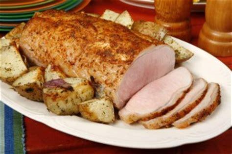 cuisiner roti de porc au four rôti de porc au thym recettes du québec