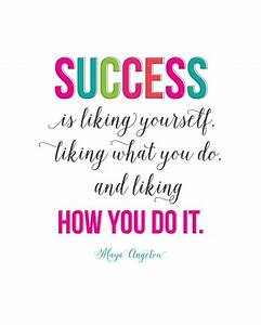 Maya Angelou Quotes About Success. QuotesGram