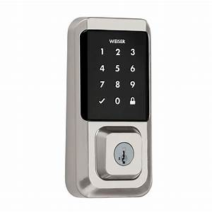 Halo Wifi Touchscreen Smart Lock Electronic