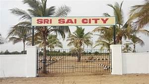 1060 sq ft Plot for Sale in Vetri Sri Sai City Walajabad ...