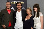 Brokeback Mountain cast members Heath Ledger, Jake ...