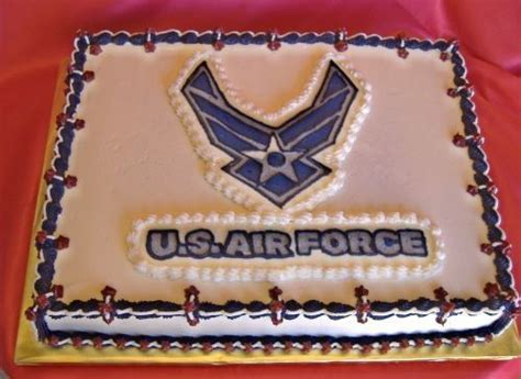 air force cake   paid yellow  bc  fbct