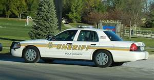Sheriff Polk County Iowa.   Ford Crown Vic Police Cars ...