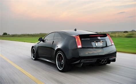 Cts V Hp by Hennessey Unleashes 1 226 Hp Cadillac Cts V Coupe