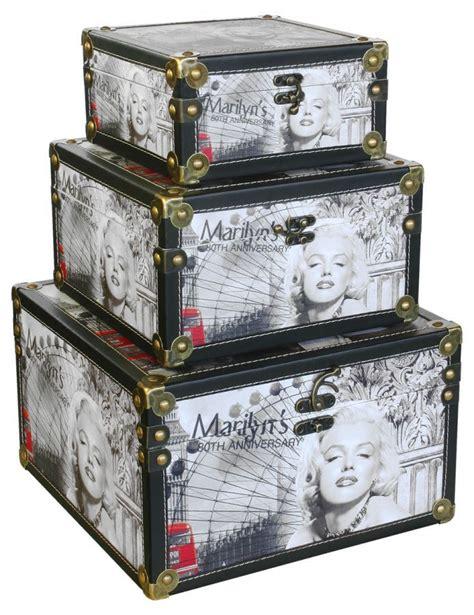 pce decorative storage boxes marilyn monroe storage