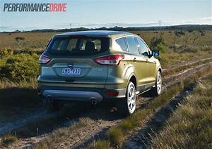 Ford Kuga 2013 : 2013 ford kuga ambiente ecoboost awd review performancedrive ~ Melissatoandfro.com Idées de Décoration