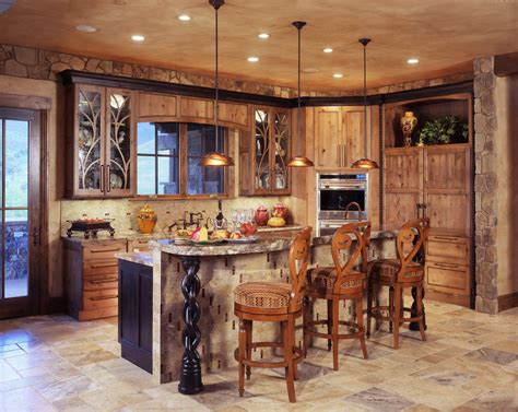 dining room table decorating ideas framed glass door wall kitchen cabinet rustic country