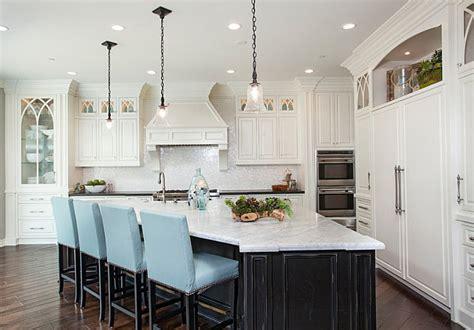 angled kitchen island designs angled kitchen island angled kitchen island ideas white 4068