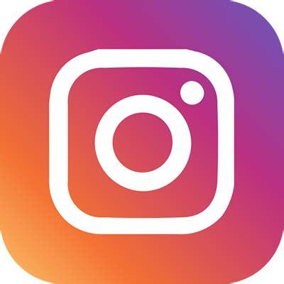Red Transparent Instagram Logo
