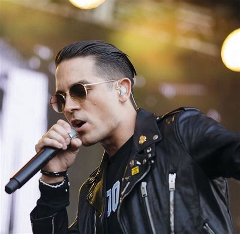 g eazy haircut g eazy bebe rexha s quot me myself i quot goes disco via lost 9440