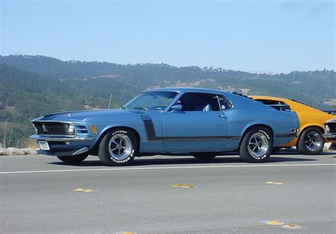 1970 Ford Mustang Boss 302 4-speed For Sale On Bat