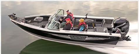 Best Fish And Ski Aluminum Boat by Lund Boats 2075 Tyee Aluminum Fishing Boats