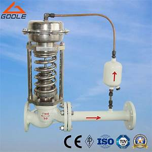 China Self Operated Steam Pressure Regulator  With