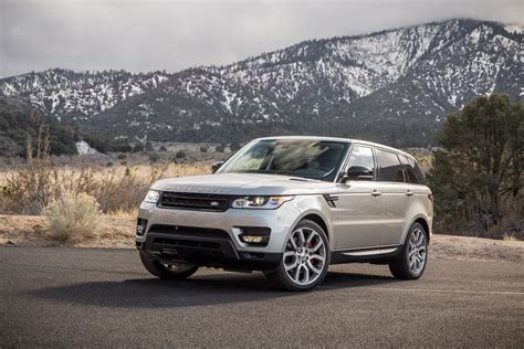 range rover sport 2015 land rover range rover sport v8 supercharged review