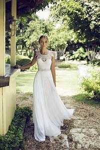Robe De Mariage Champetre : robe de mari e boh me chic choisissez votre mod le ~ Preciouscoupons.com Idées de Décoration