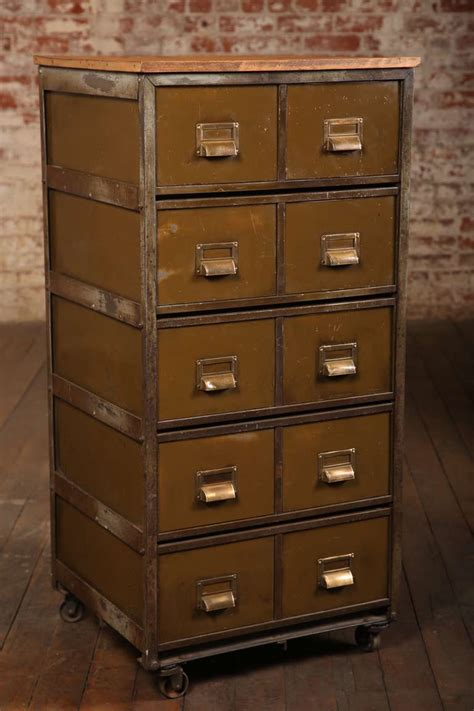prices on kitchen cabinets vintage industrial multi drawer metal cabinet at 1stdibs 4411