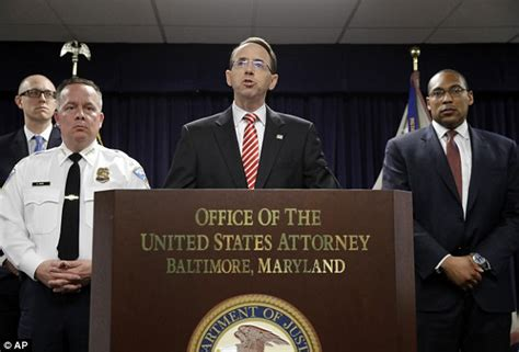 baltimore police officers arrested  racketeering