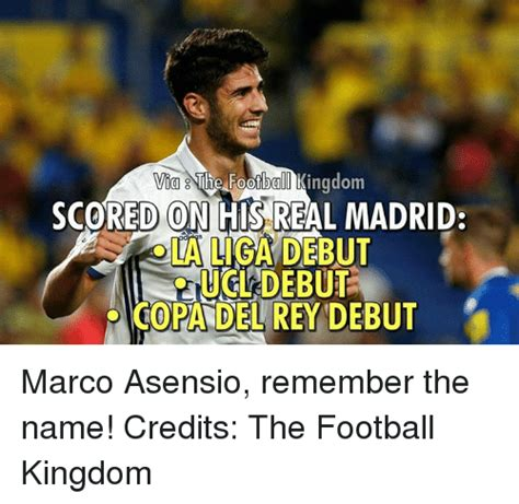 Remember The Name Meme - 25 best memes about marco asensio marco asensio memes
