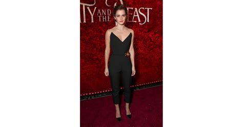 Emma Wore Jumpsuit The Premiere Beauty