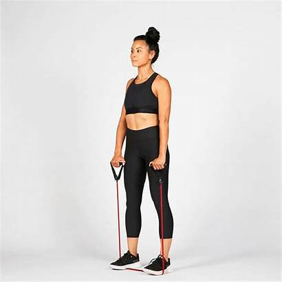 Band Resistance Workout Deadlift Total Minute Myfitnesspal