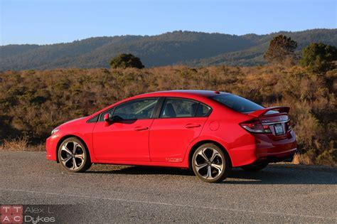 2015 Honda Civic Si Sedan Review – The FWD FR-S [Video]