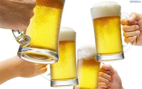 Piwo, Kufle, Dłonie