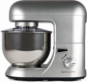 Cheap KitchenAid Alternative Andrew James Stand Mixer Review