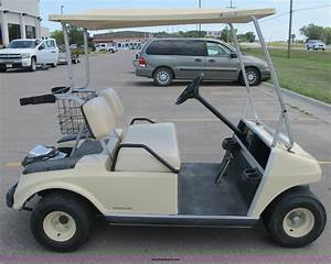 1999 Ingersoll Rand Club Car Golf Cart