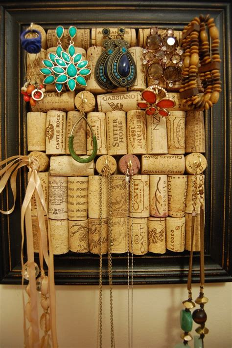 diy  creative ideas     wine cork