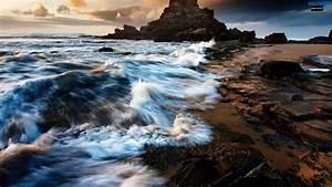 Ocean waves 2 wallpaper 1600×900 | Wallpaper 29 HD