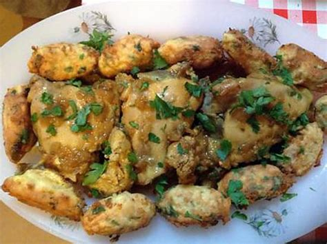 recette de cuisine pour le ramadan recette de plat algérien au poulet pour ramadan par