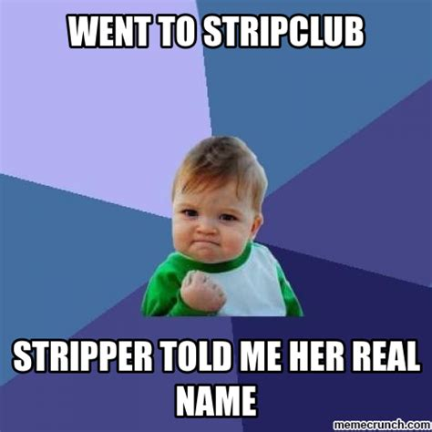 Stripper Meme - stripper