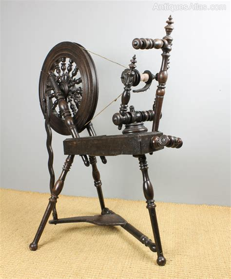 19th c spinning wheel antiques atlas