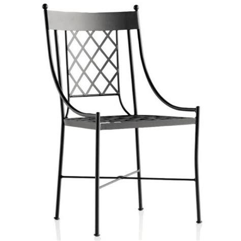 chaises en fer forgé chaise en fer forgé marseille sf 164