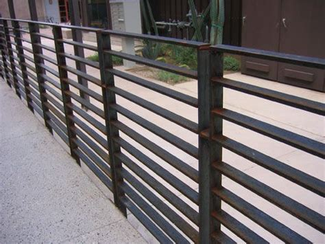 modern metal fencing driveways metals and driveway entrance on pinterest