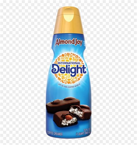 I'll admit that i'm a simple coffee and cream kind of girl. Almond Joy Coffee Creamer - International Delight Southern Butter Pecan Coffee Clipart (#1953223 ...