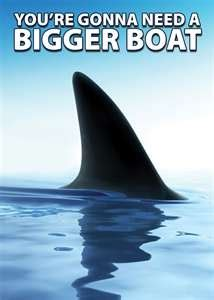 Jaws Bigger Boat Quote by Jaws Quotes Bigger Boat Quotesgram