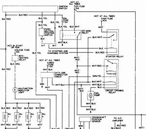 1996 Fuel Pump Wiring Diagram Or Test Power To Pump