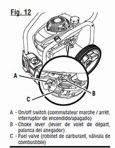 Ryobi Pressure Washer Parts Manual