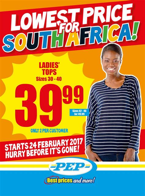 pep specials catalogues 24 feb 2017 07 mar 2017 find