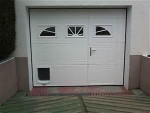 Parfait portes interieures avec chatiere porte pvc 41 sur for Porte de garage coulissante avec chatière porte pvc