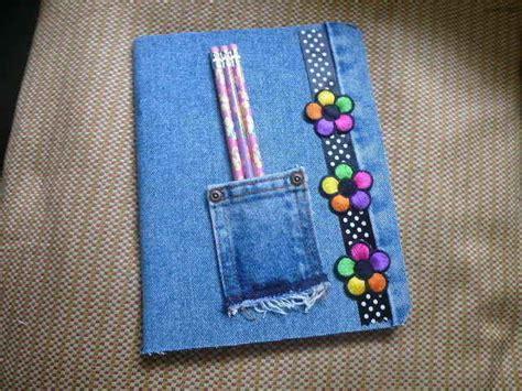 Jeans Design Back Pocket Book