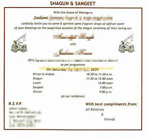 Indian wedding card wordings in text format.: Parents ...