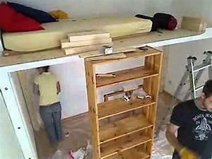 Download Hochbett Fr Erwachsene Selber Bauen Indoo Haus