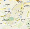 Brookline map - H2O Care